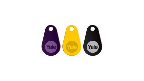 Yale Doorman tag/kiip V2N Palmett Lukud