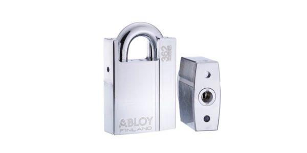 Abloy PL362 tabalukk Palmett lukud