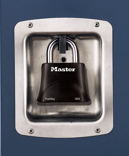Master Lock 2650 tabalukk Palmett Lukud