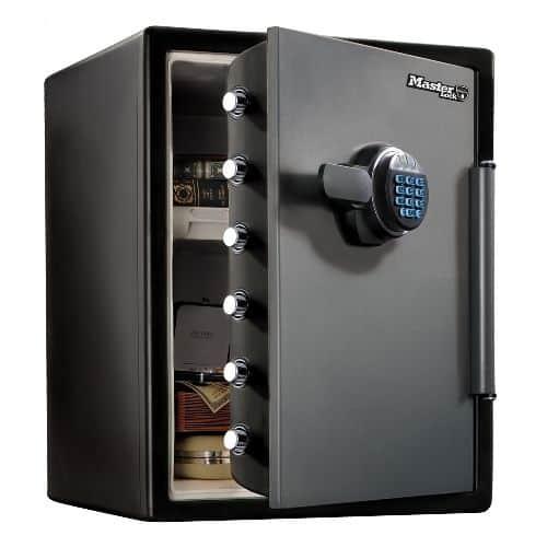 Master Lock LFW205FYC seif Palmett Lukud