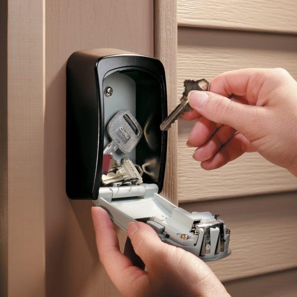 Master Lock 5401 võtmekapp Palmett Lukud
