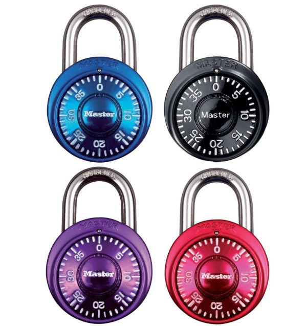 Master Lock 1533 tabalukk Palmett Lukud
