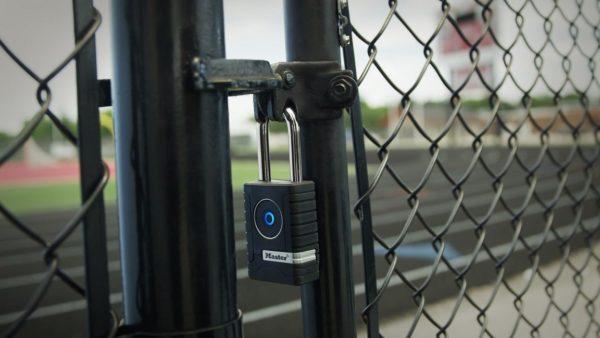 Master Lock 4401 tabalukk Palmett Lukud