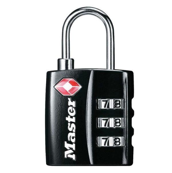 Master Lock 4680 tabalukk Palmett Lukud