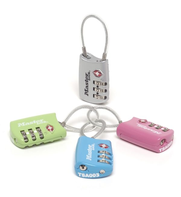 Master Lock 4688 tabalukk Palmett Lukud