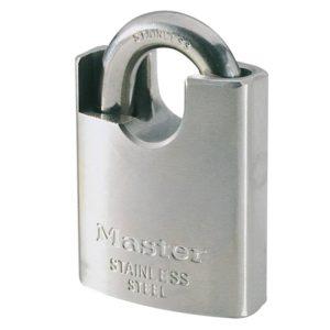 Master Lock 550 tabalukk Palmett Lukud