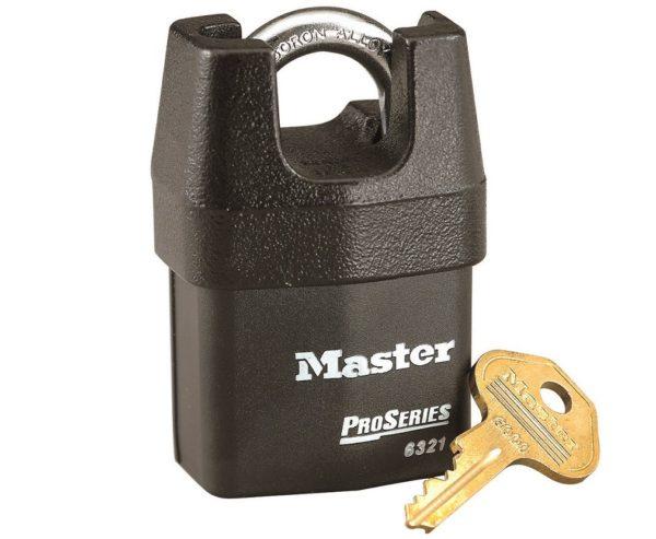 Master Lock 6321 tabalukk Palmett Lukud