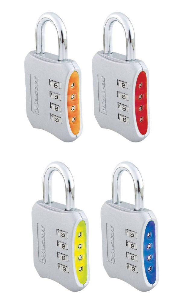 Master Lock 652, 653, 654 tabalukk Palmett Lukud