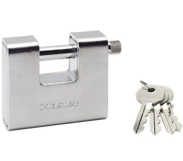 Master Lock 680 tabalukk Palmett Lukud