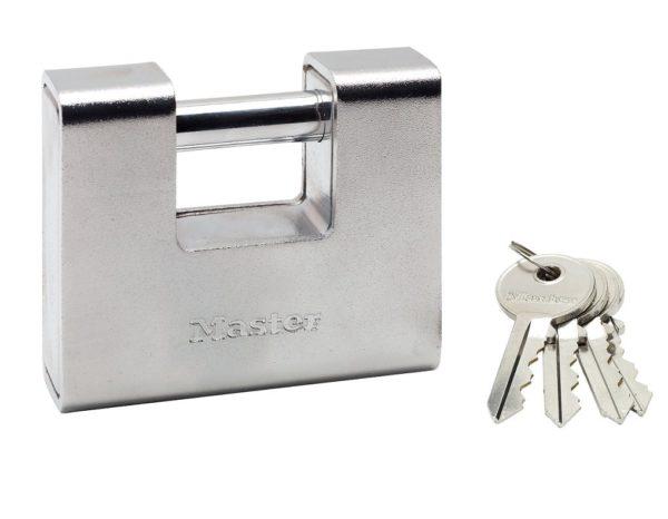 Master Lock 690 tabalukk Palmett Lukud