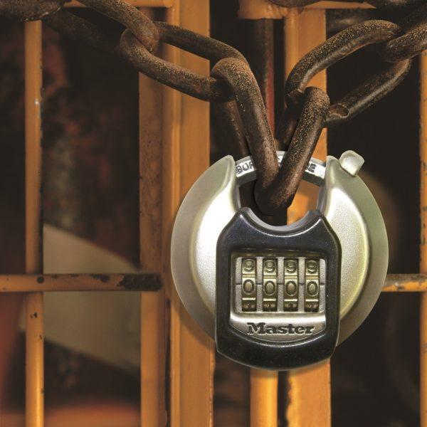 Master Lock M40 tabalukk Palmett Lukud