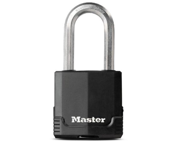 Master Lock M515 tabalukk Palmett Lukud