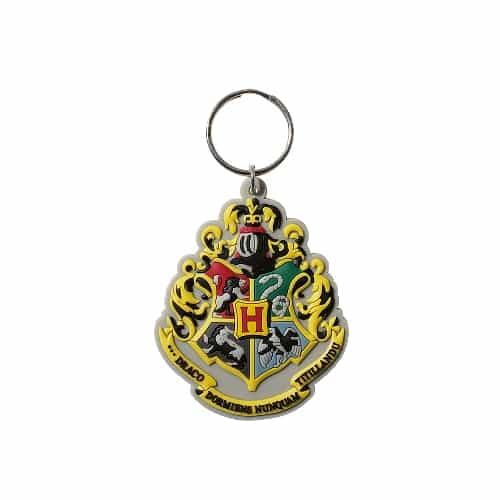 Harry Potter 3D võtmehoidja Hogwarts crest - Palmett Lukud