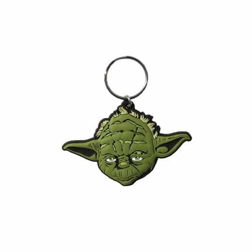 3D Star Wars võtmehoidja Yoda