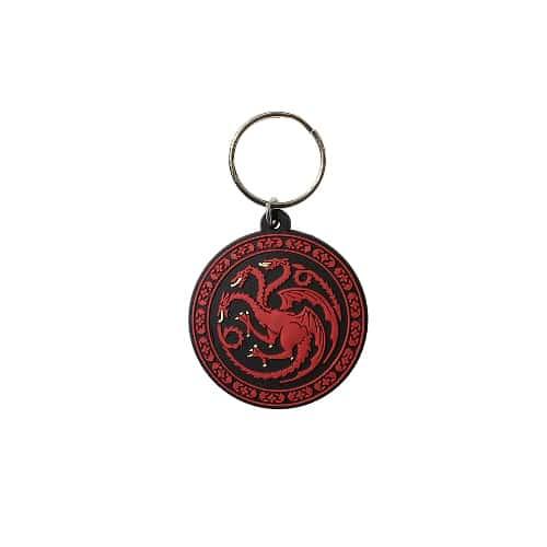 Targaryen troonide mängu 3D võtmehoidja