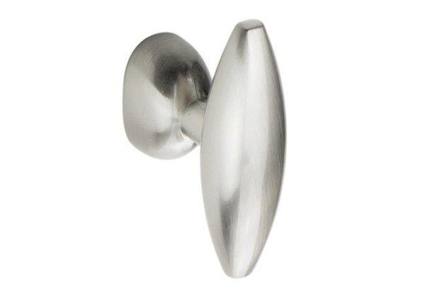 Mööblinupp DELFIN (12x40) nikkel-satiin - Palmett Lukud