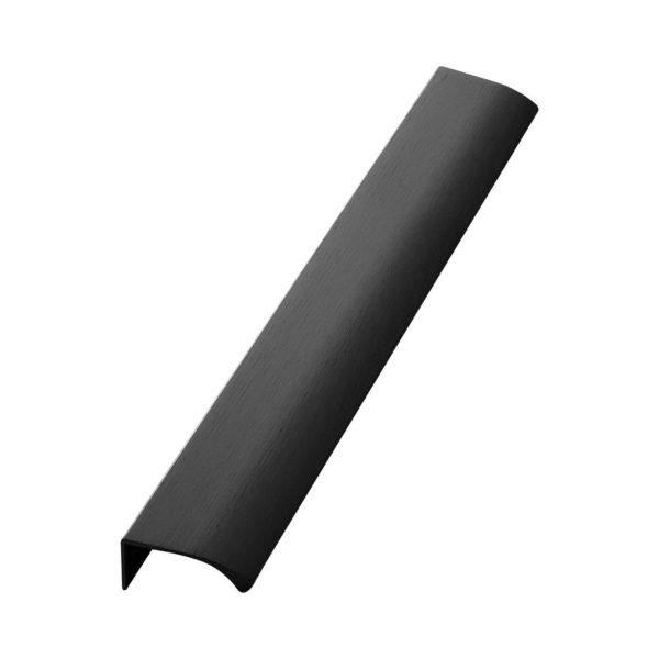 Beslag Design profiilkäepide 350 mm matt must Palmett Lukud