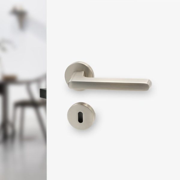 Beslag Design Tavira ukselink roostevaba teras Palmett Lukud