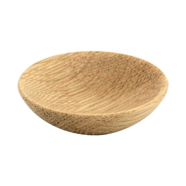 Beslag Design mööblinupp Bowl tamm Palmett Lukud