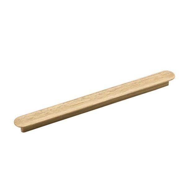 Beslag Design puidust käepide Tuba 256 mm hele Palmett Lukud
