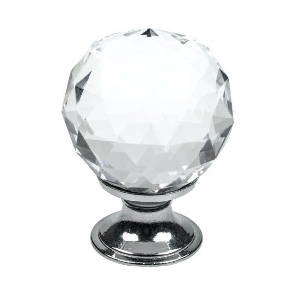 Beslag Design mööblinupp Diamond Palmett Lukud