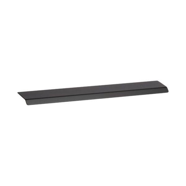 Beslag Design profiilkäepide Curve 128 mm must Palmett Lukud