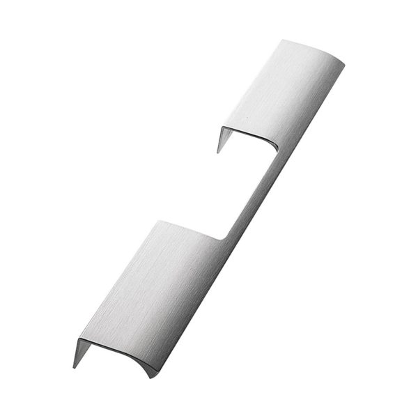 Beslag Design profiilkäepide Edge Open 350 mm Palmett Lukud