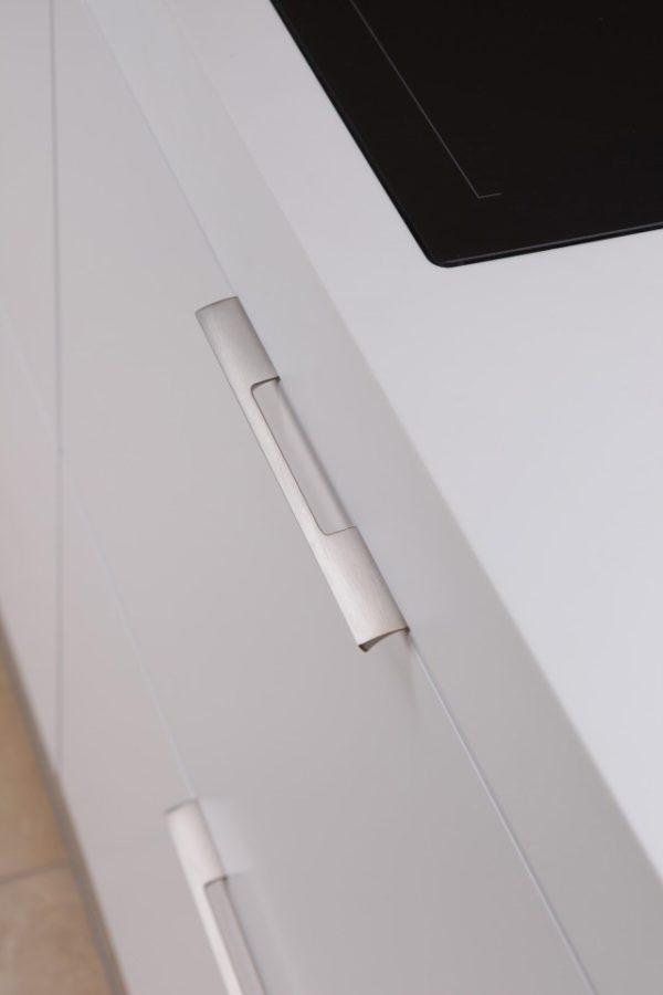 Beslag Design profiilkäepide Edge Open Palmett Lukud