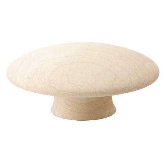 Beslag Design mööblinupp Mushroom 65 mm kask Palmett Lukud